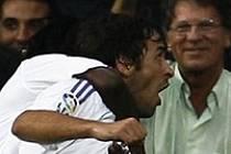 Real Madrid - Atletico Madrid: Raul