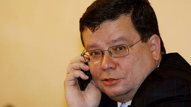 Alexandr Vondra.