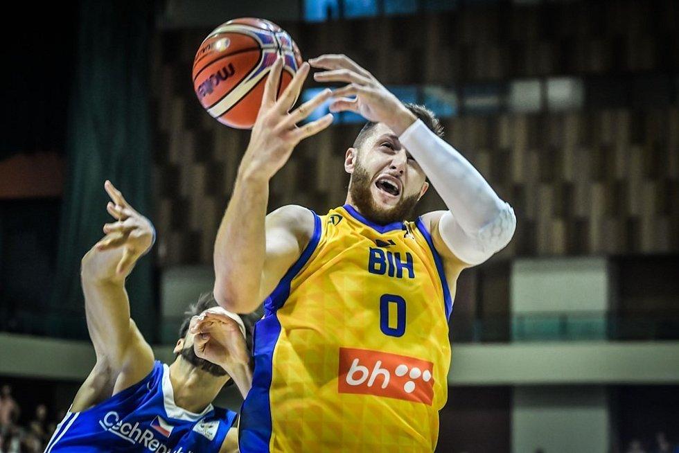 Čeští basketbalisté si z Bosny vezou historický úspěch