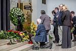 pohřeb Adolfa Borna
