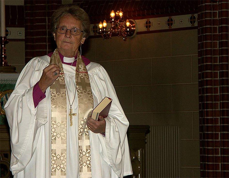 Do církevních dějin se Lund zapsal i na přelomu tisíciletí - od roku 1997 do roku 2007 zde biskupskou funkci vykonávala první žena, Christina Odenbergová