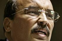 Prezident Mauritánie Muhammad uld Abdal Azíz.