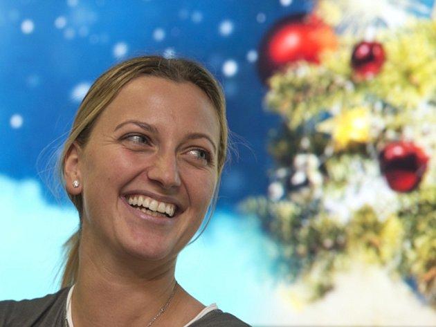 Petra Kvitová poprvé promluvila onapadení.