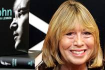 Cynthia Lennonová, první manželka Johna Lennona.