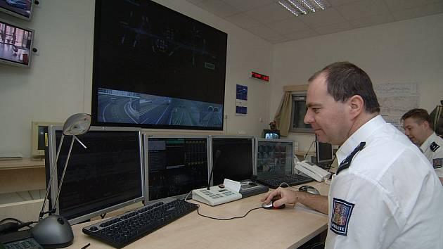 Oddělení dálniční policie