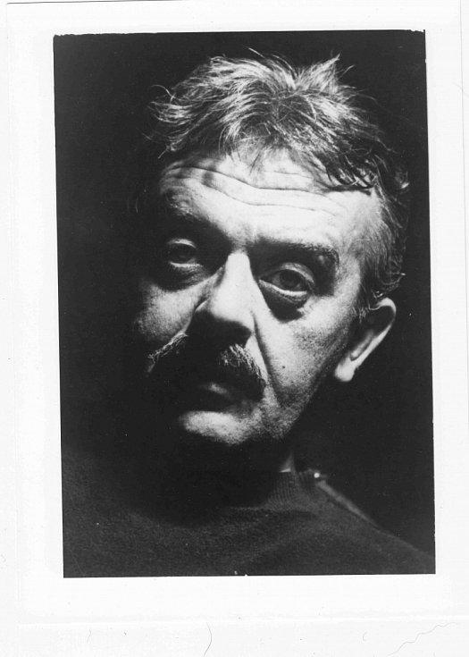 Legendární divadelník a hudební skladatel Emil František Burian