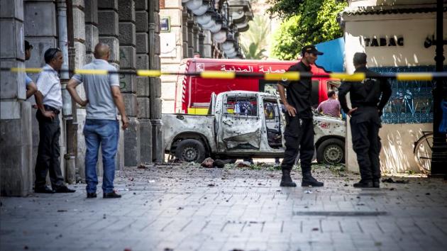 V tuniské metropoli se odpálili dva atentátníci.