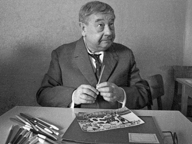 Josef Hlinomaz.
