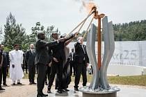 Rwanda si připomíná 25 let od genocidy.
