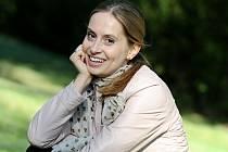 Slovenská herečka Danica Jurčová.