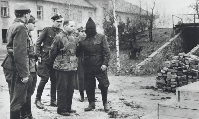Poprava Rudolfa Hösse