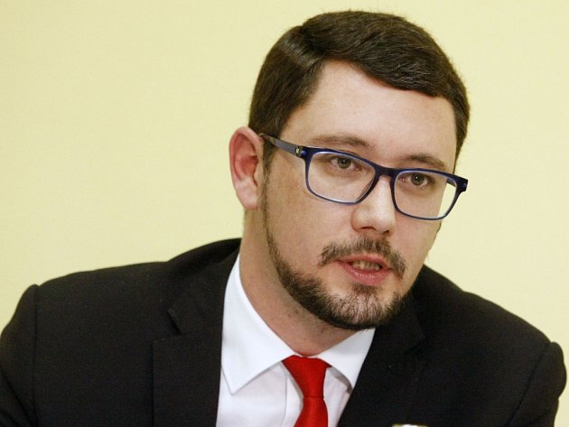 Mluvčí Hradu Jiří Ovčáček.