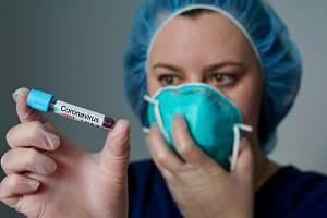 Nový druh koronaviru nese označení SARS-CoV-2 a způsobuje chorobu COVID-19.