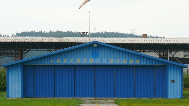 Civilní letiště Písek-Krašovice