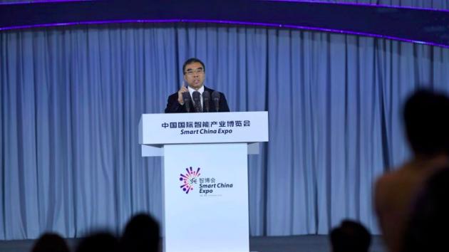 Předseda firmy Huawei Liang Chua