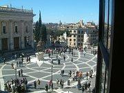 Řím, Piazza del Campidoglio