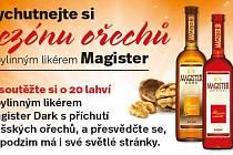 Vychutnejte si sezónu ořechů sbylinným likérem Magister