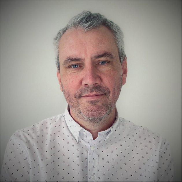 Historik a spisovatel Martin Pitro