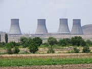 jaderná elektrárna Metsamor v Arménii