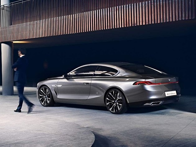 Koncept BMW Gran Lusso.