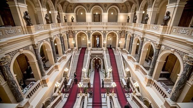 Zrekonstruované Národní muzeum v Praze