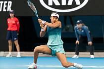 Naomi Ósakaová při finále Australian Open