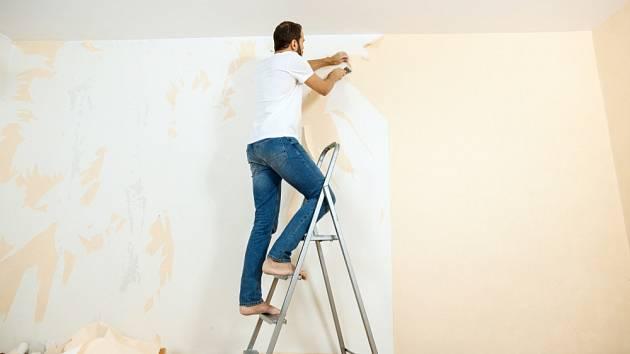 Tapetovat, nebo malovat?