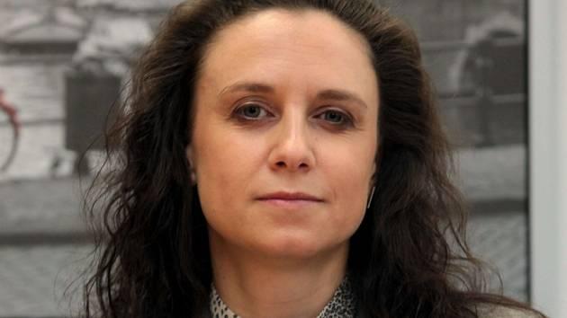 Náměstkyně ministra financí Simona Hornochová.