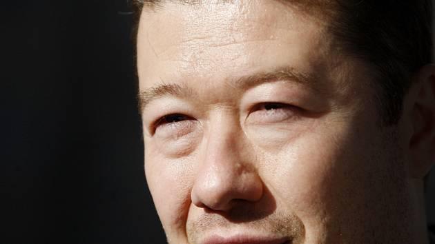 Podnikatel a senátor Tomio Okamura.
