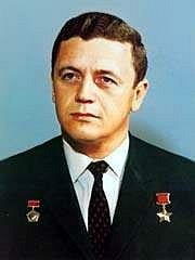 Palubní inženýr lodi Sojuz 11 Vladislav Nikolajevič Volkov