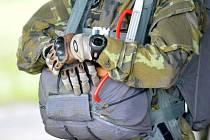 Na Ukrajinu dorazilo 300 příslušníků 173. výsadkové brigády ozbrojených sil USA, kteří budou během manévrů na západě země cvičit příslušníky ukrajinské Národní gardy. Ilustrační foto.