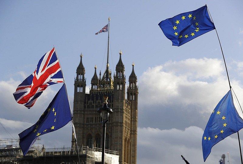 Velká Británie opustila Evropskou unii