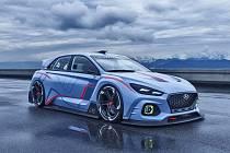 Koncept Hyundai RN30.