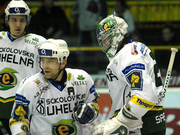Litvínov přivítal na svém ledě Karlkovy Vary.