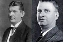 Tomáš a Jan Antonín Baťovi