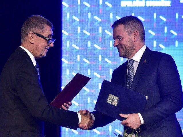 Andrej Babiš, Peter Pellegrini