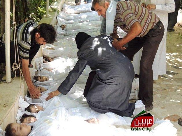 Mezi oběťmi útoku bylo mnoho dětí.