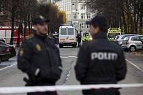 Dánská policie. Ilustrační foto