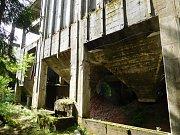 Důlní závod Rolava: úpravna rudy