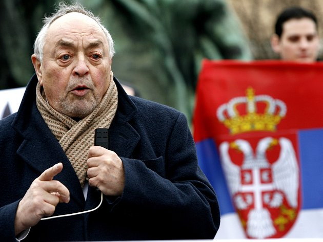 Bývalý místopředseda vlády České republiky Egon Lánský.