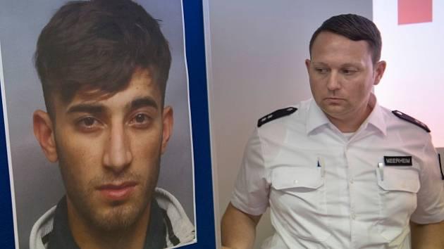 Po činu uprchl podezřelý Iráčan ze země
