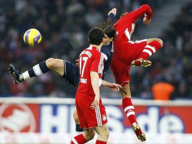 Hertha Berlín - Bayern Mnichov