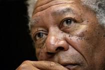 Herec Morgan Freeman.