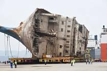 Havárie trajektu Sewol v Jižní Koreji