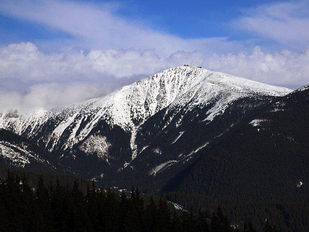 Krkonoše, Sněžka