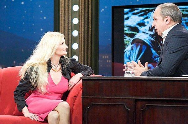 Michaela Kudláčková dospěla, blond barvě však zůstala věrná.