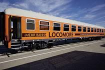 Vagon společnosti Locomore