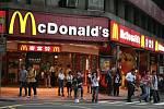 Restaurace McDonald's na Tchaj-wanu