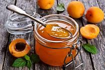 Meruňkový džem - Ilustrační foto