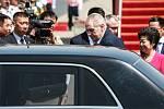 Prezident Zeman na návštěvě Číny